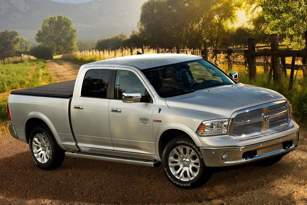 2015 Ram 1500 BIG HORN Crew Cab Pickup Slide 0