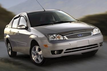 2007 Ford Focus SES Sedan Slide