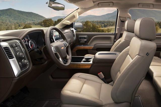 2015 Chevrolet Silverado 3500Hd LTZ Crew Pickup Hillsborough NC