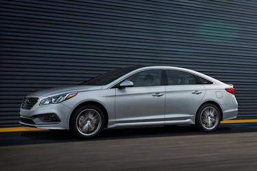 2015 Hyundai Sonata 2.4L SPORT Sedan Merriam KS