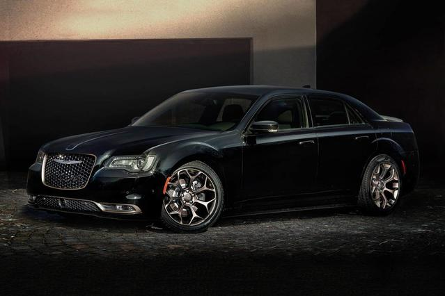2017 Chrysler 300 LIMITED 4dr Car Slide 0