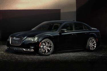 2017 Chrysler 300 LIMITED Sedan Slide
