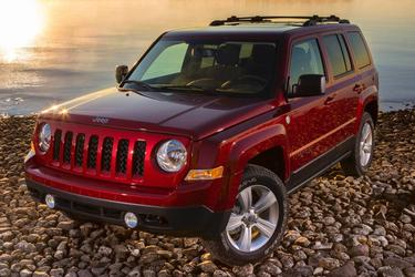 2017 Jeep Patriot SPORT SUV North Charleston SC