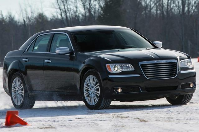 2014 Chrysler 300 BASE 4dr Car Slide 0