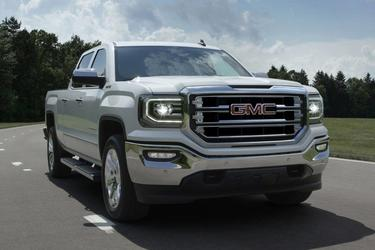 2017 GMC Sierra 1500 SLT Pickup Slide