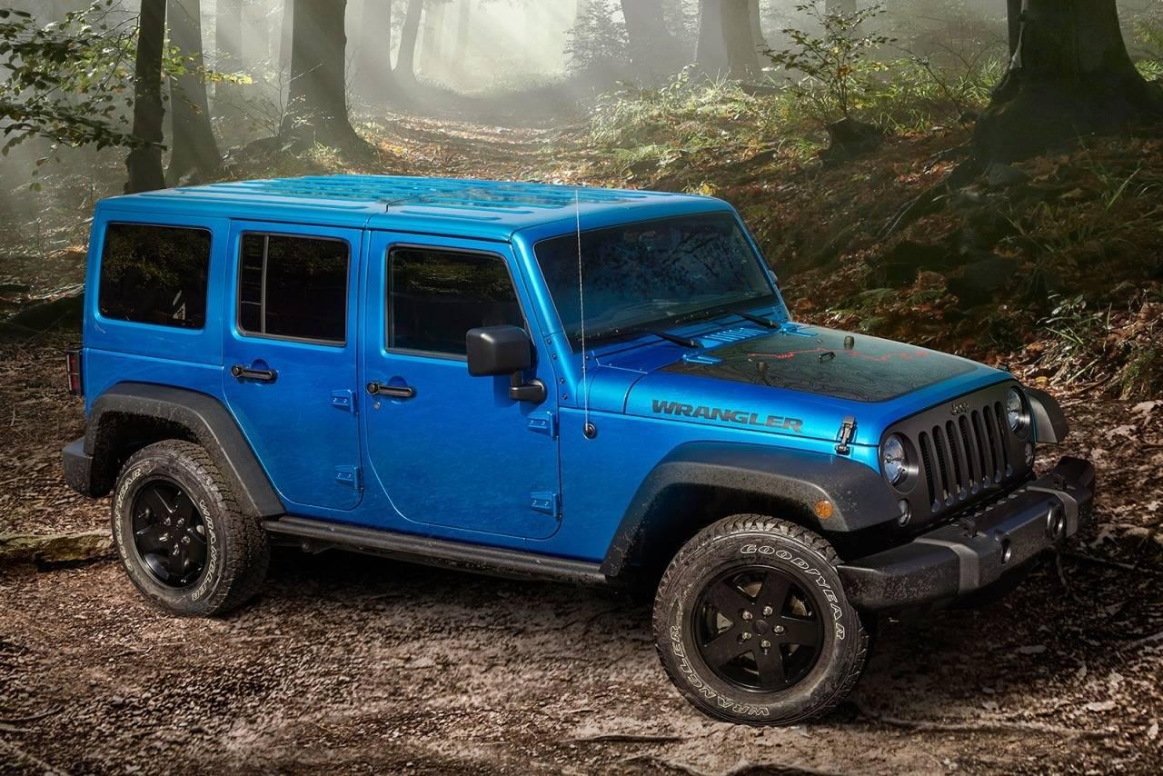 2016 Jeep Wrangler UNLIMITED RUBICON Convertible Slide 0