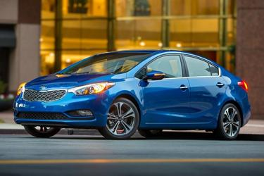 2016 Kia Forte LX Sedan Apex NC