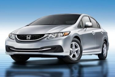2013 Honda Civic LX Coupe Slide