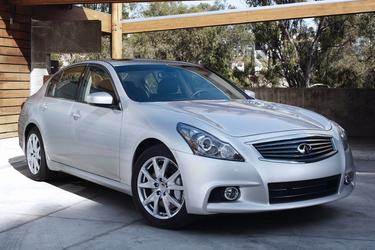 2013 INFINITI G37 Sedan X Sedan Wilmington NC