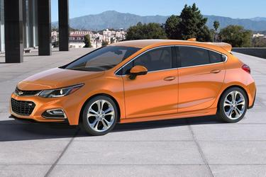 2017 Chevrolet Cruze LT Sedan Apex NC