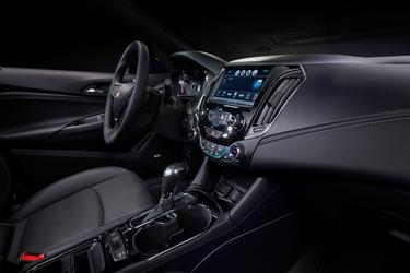 2017 Chevrolet Cruze LT Sedan Apex NC