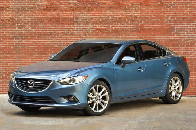 2015 Mazda Mazda6 I TOURING Slide 0
