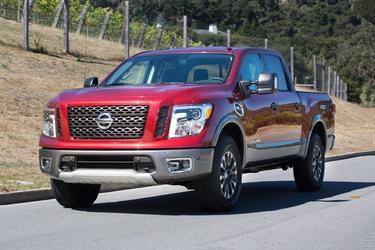 2017 Nissan Titan Conyers GA
