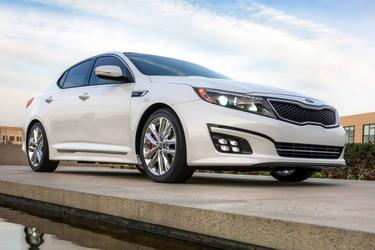 2015 Kia Optima SXL TURBO Sedan Merriam KS