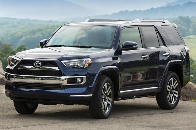 2016 Toyota 4Runner LIMITED SUV Slide 0