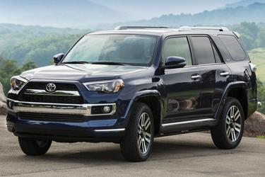 2016 Toyota 4Runner Slide