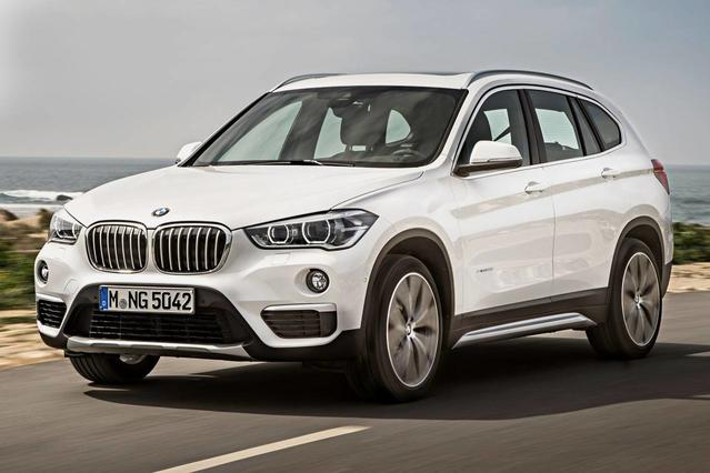 2017 BMW X1 SDRIVE28I SUV Slide 0