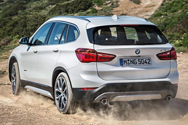 2017 BMW X1 SDRIVE28I SPORTS ACTIVITY VEHICLE SUV North Charleston SC