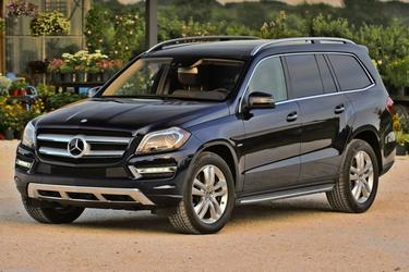 2015 Mercedes-Benz GL-Class GL 550 SUV Merriam KS