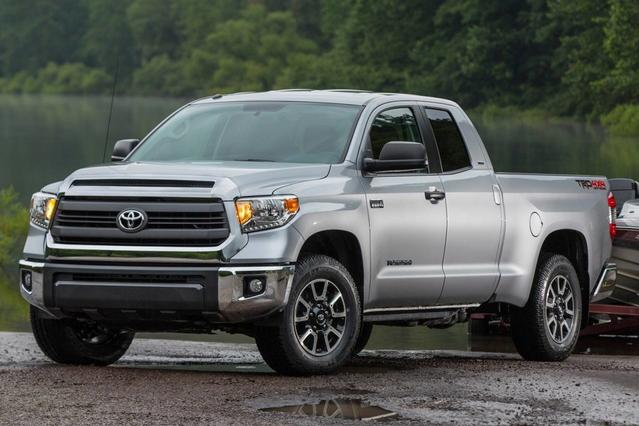 2014 Toyota Tundra 4Wd Truck  4 Door Extended Cab Pickup Slide 0