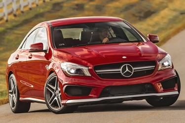 2015 Mercedes-Benz CLA-Class CLA 250 Sedan Slide