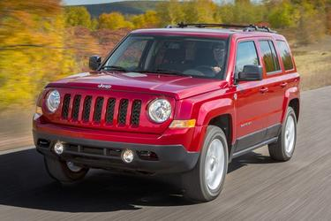 2016 Jeep Patriot SPORT SUV Slide