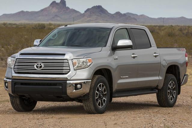2014 Toyota Tundra SR Pickup Slide 0