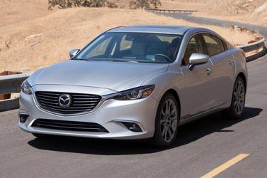 2016 Mazda Mazda6 I GRAND TOURING Sedan Slide