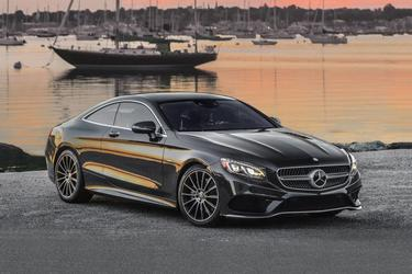 2017 Mercedes-Benz S-Class S 550 Sedan Slide