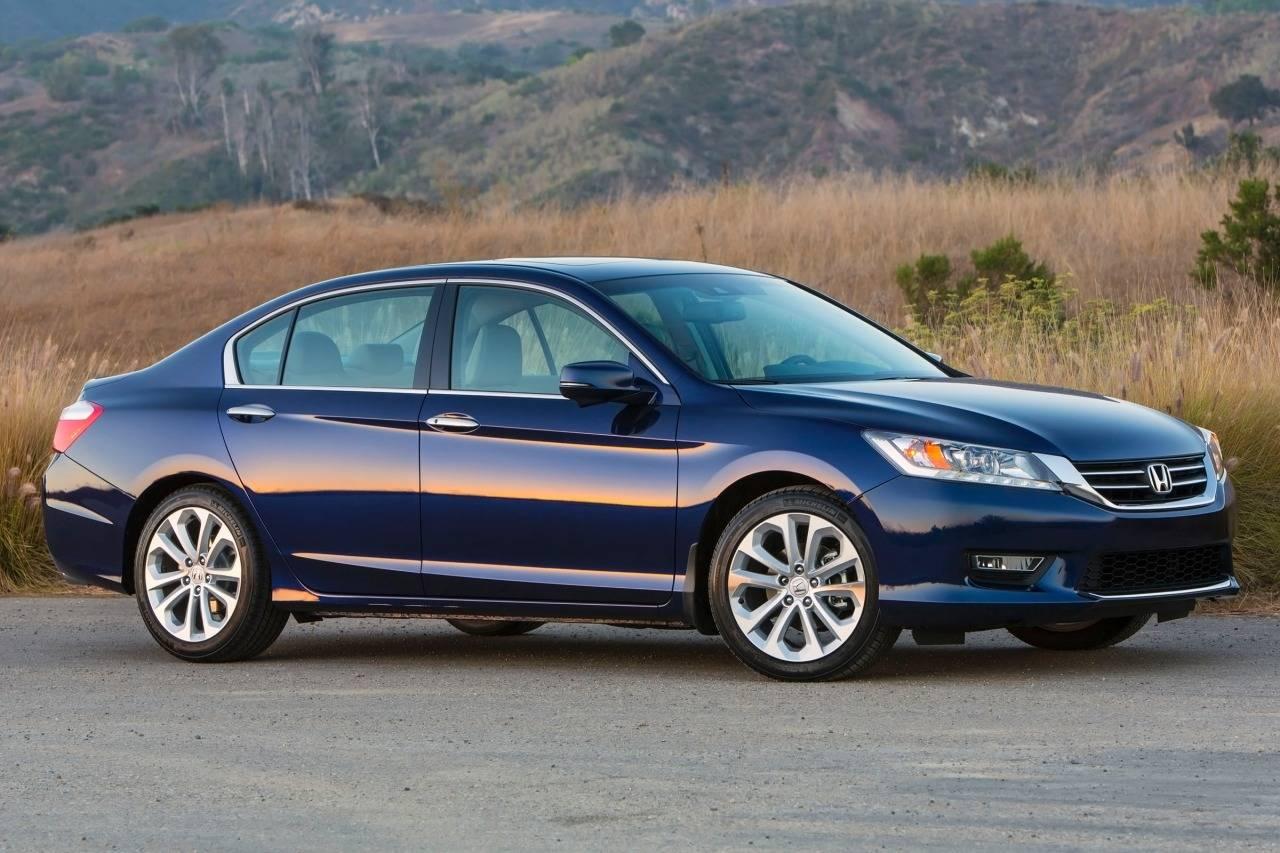 2014 Honda Accord Sedan EX-L Slide 0