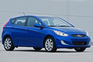 2014 Hyundai Accent GLS Sedan Apex NC
