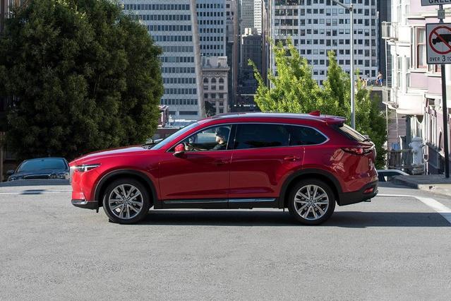 2017 Mazda MAZDA CX-9 GRAND TOURING Hillsborough NC