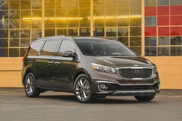2017 Kia Sedona LX Charleston South Carolina