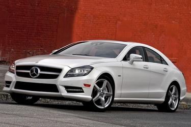 2013 Mercedes-Benz CLS-Class CLS 550 Sedan Wilmington NC