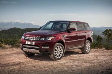 2017 Land Rover Range Rover Sport HSE SUV Slide