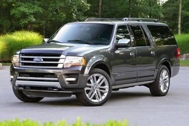 2017 Ford Expedition EL XLT SUV Apex NC