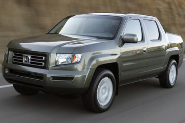 2008 Honda Ridgeline RTL Pickup Merriam KS