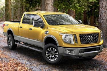 2016 Nissan Titan XD 2WD CREW CAB PLATINUM RESERVE DIESE  NC