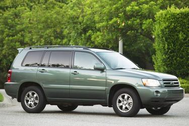 2007 Toyota Highlander W/3RD ROW/SPORT W/3RD ROW/LIMITED W/3RD ROW Sport Utility Auburn AL
