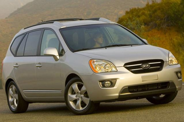 2008 Kia Rondo LX Station Wagon Slide 0