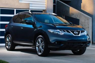 2014 Nissan Murano S SUV Fayetteville NC