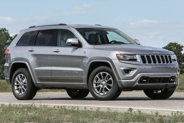 2016 Jeep Grand Cherokee LIMITED 4D Sport Utility Slide 0