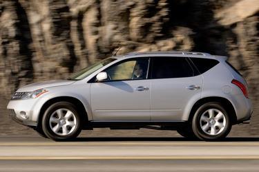 2007 Nissan Murano S Wilmington NC