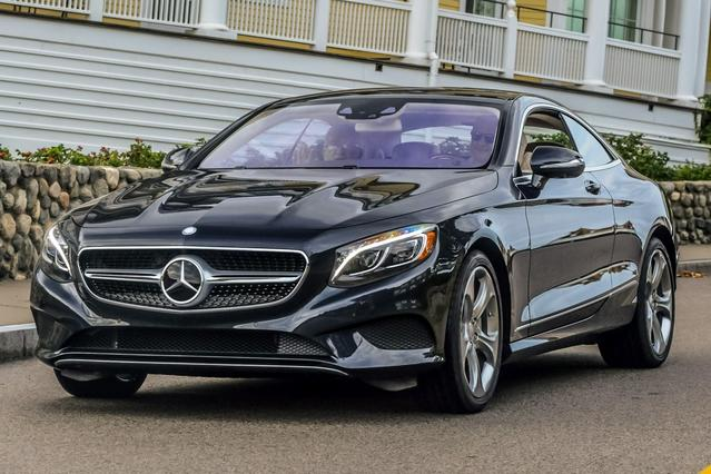 2015 Mercedes-Benz S-Class S 550 4dr Car Slide 0