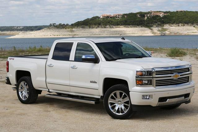 2015 Chevrolet Silverado 1500 LTZ Short Bed Slide 0