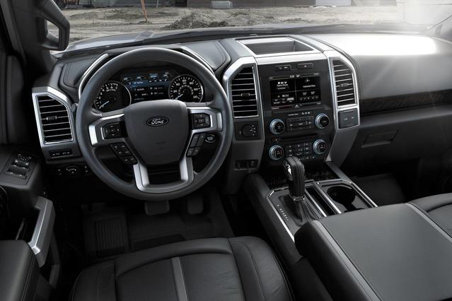 2015 Ford F-150 KING RANCH Short Bed Hillsborough NC