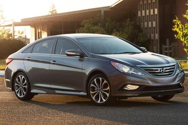 2014 Hyundai Sonata SE Sedan Merriam KS