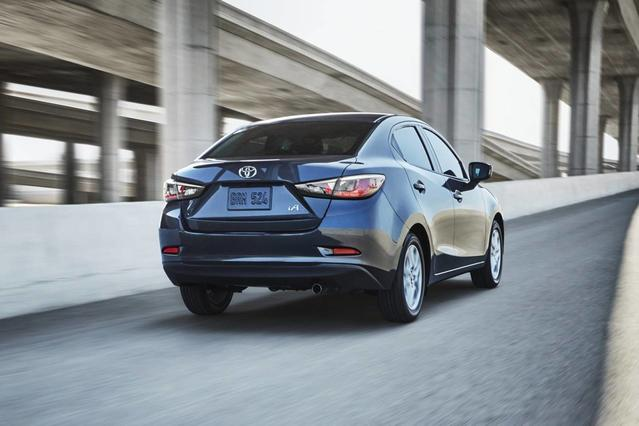 2017 Toyota Yaris iA AUTO Sedan North Charleston SC