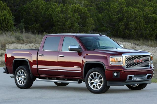 2014 GMC Sierra 1500 DENALI Short Bed Slide 0