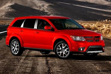 2016 Dodge Journey SXT SUV Apex NC